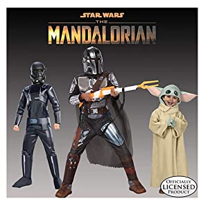 The Mandalorian officially licensed costume