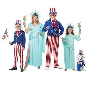 Lady Liberty, Independence Day, 4th of July, Fourth of July, Uncle Sam, Historical Figures, Columbia