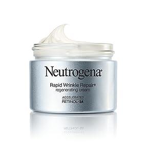 NEUTROGENA RAPID WRINKLE REPAIR Regenerating Cream, 1.7 OZ.