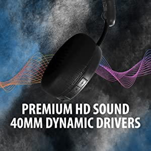 40 mm driver