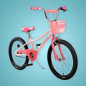 retrospec, koda, kids bike