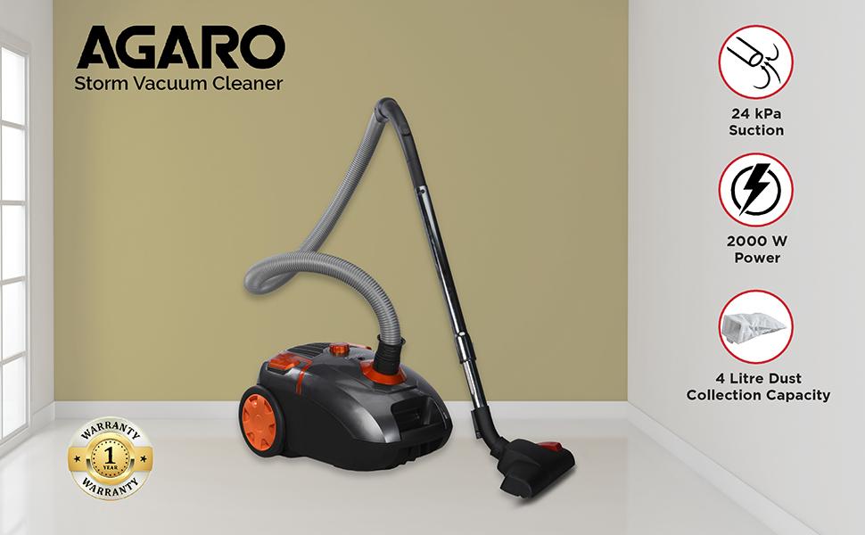 Vacuum Cleaner AGARO