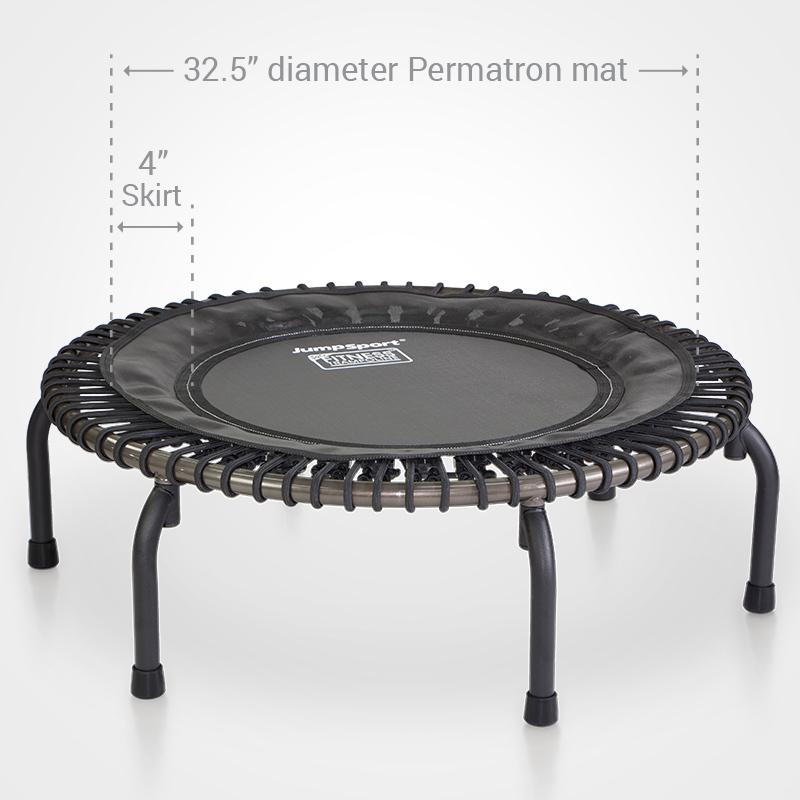 Jumpsport Fitness Trampoline 350i: Amazon.com : JumpSport 350 PRO : Exercise Trampolines