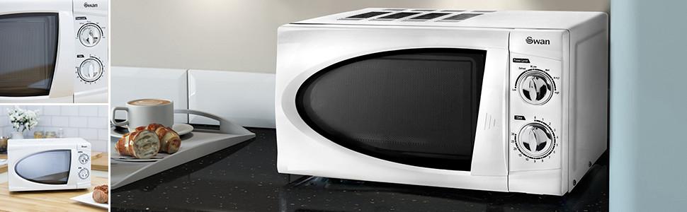 Swan Digital Microwave