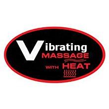 Deluxe Heat & Massage Pad