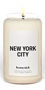 New York City, NYC, Homesick, Candle, States, Cities, personalized gift, housewarming gift, home,
