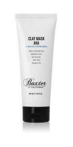 Clay Mask AHA