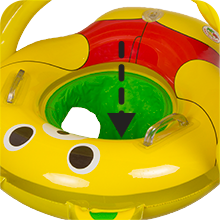 baby float ring for pool,pool learn to swim,learn to swim toys,baby swimming,inflatable infant float