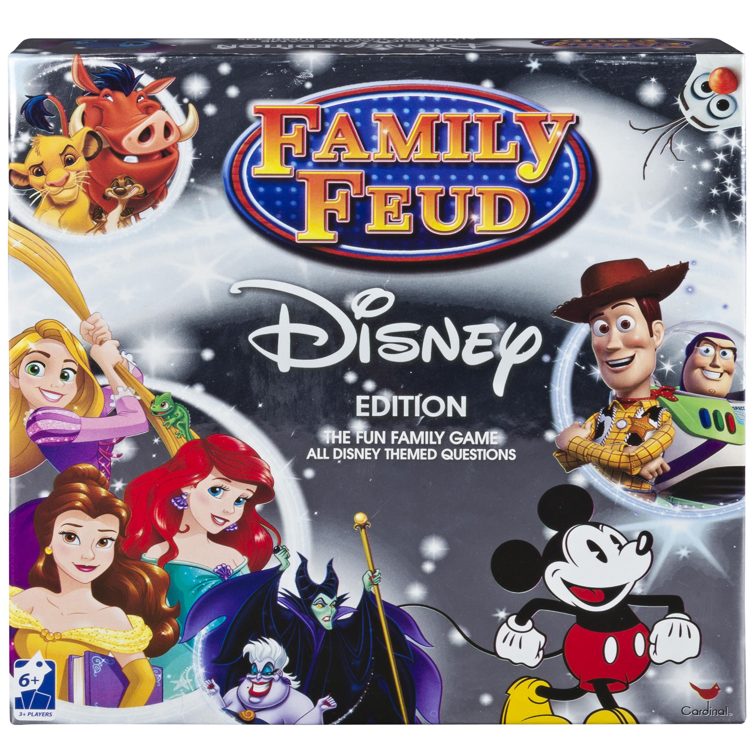 503f60c26ea Amazon.com  The Lakeside Collection Disney Family Feud Game -  Toys ...