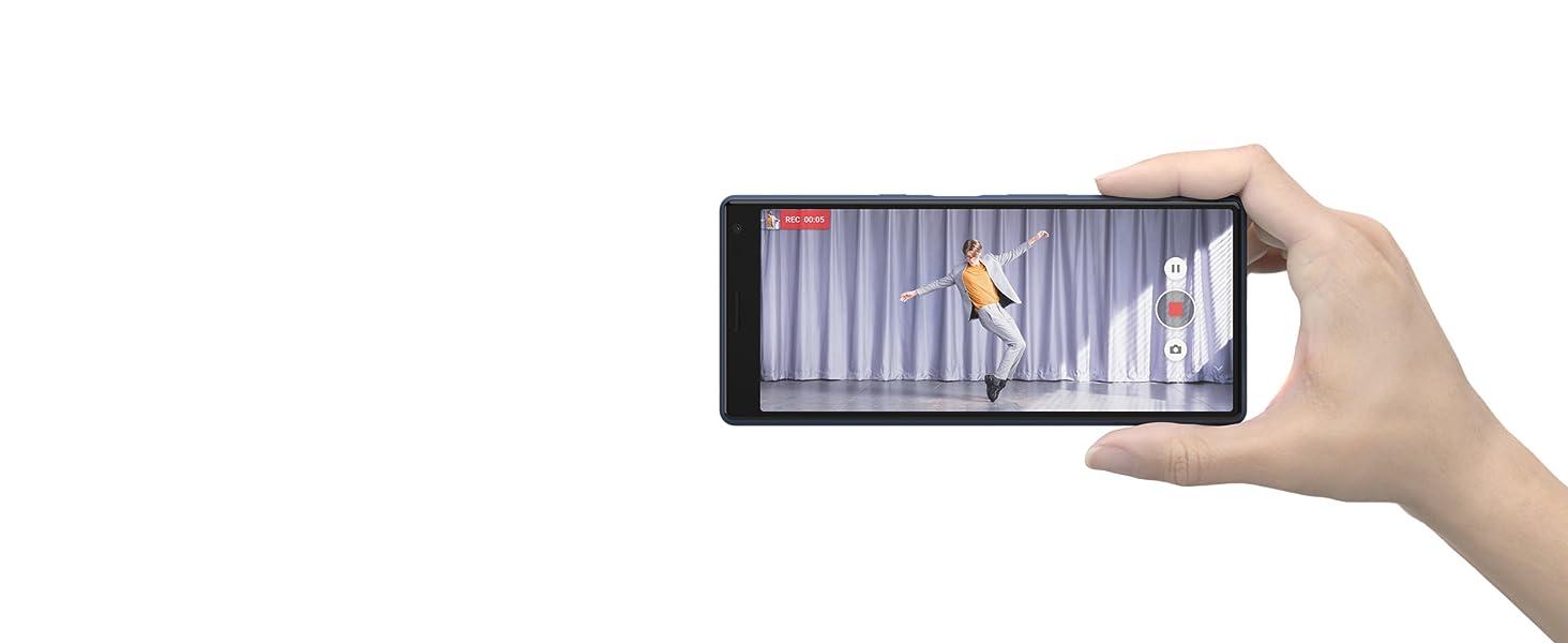 Sony Xperia 10 Smartphone 6 Zoll Schwarz: Amazon.de