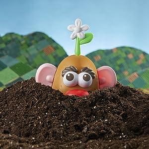 mr potato head goes green