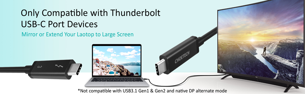 thunderbolt 3 active cable