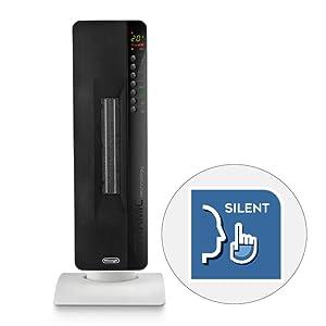 silent fan heater