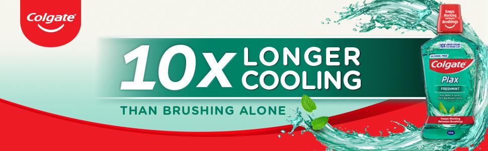 Colgate Plax Mouthwash Range