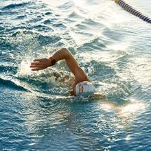 Metriche di nuoto