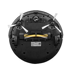 H.Koenig SWRC90 Robot Aspirador WaterMOP+, Aspira, Barre y Friega ...