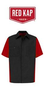 42ad6210 Motorsports Shirt · Ripstop Crew Shirt · Industrial Work Shirt ·  Performance Tech Shirt · Utility Uniform Shirt