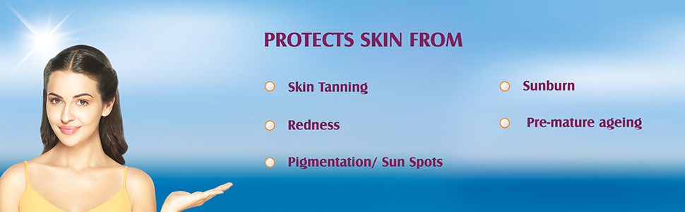 Protects Skin From Sun