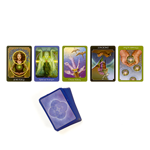 john holland psychic tarot oracle card deck