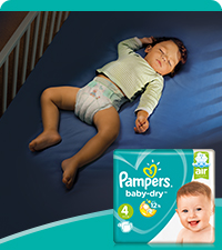 Baby-Dry Nappies