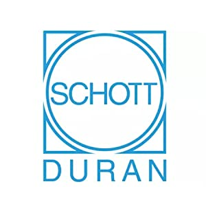 SCHOTT DURAN glass made in Germany is perfect for boiling