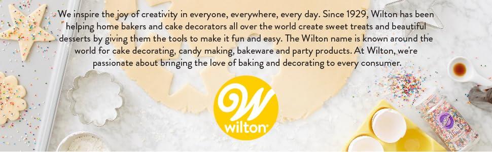 Multipack of 2 2109-6828 Wilton Aluminum 8-Inch Round Cake Pan Set