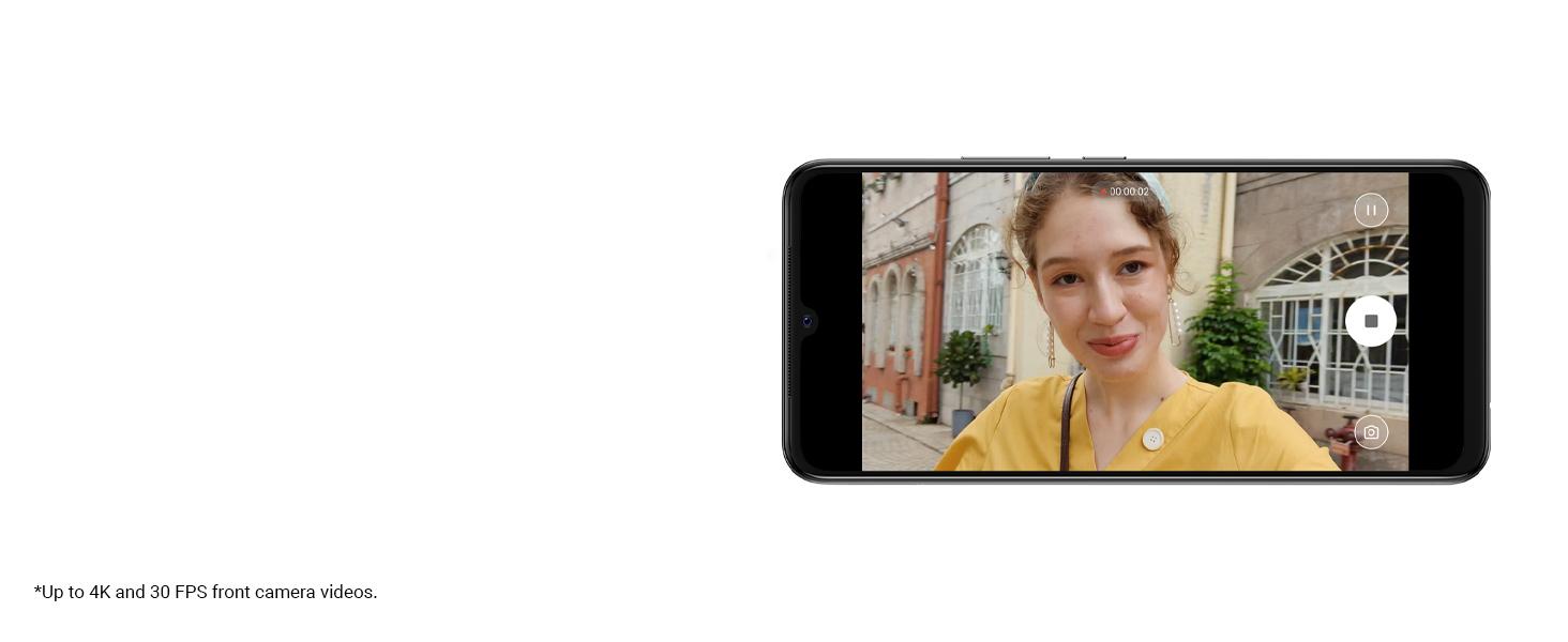 4K Selfie Video