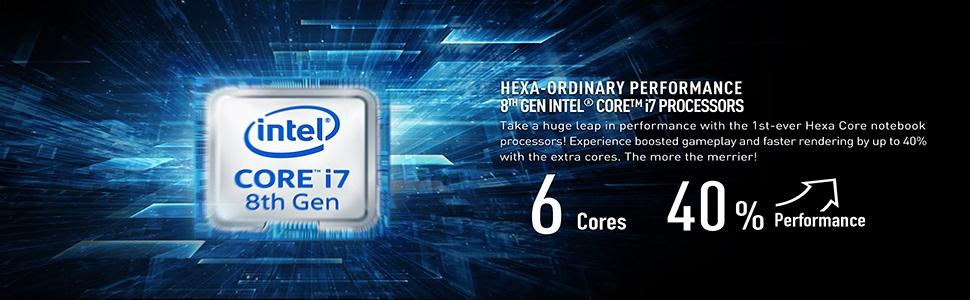 Intel; Intel Core i7; 8th Gen; 8700; 8700K; 8750H; Core i7-7700HQ; Core i7;