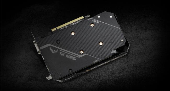 TUF-GTX1660-O6G-Gaming Graphics Cards