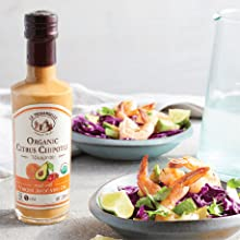 salad dressing, vinaigrette, marinade, artisan, healthy, cooking, sustainable, organic, non gmo