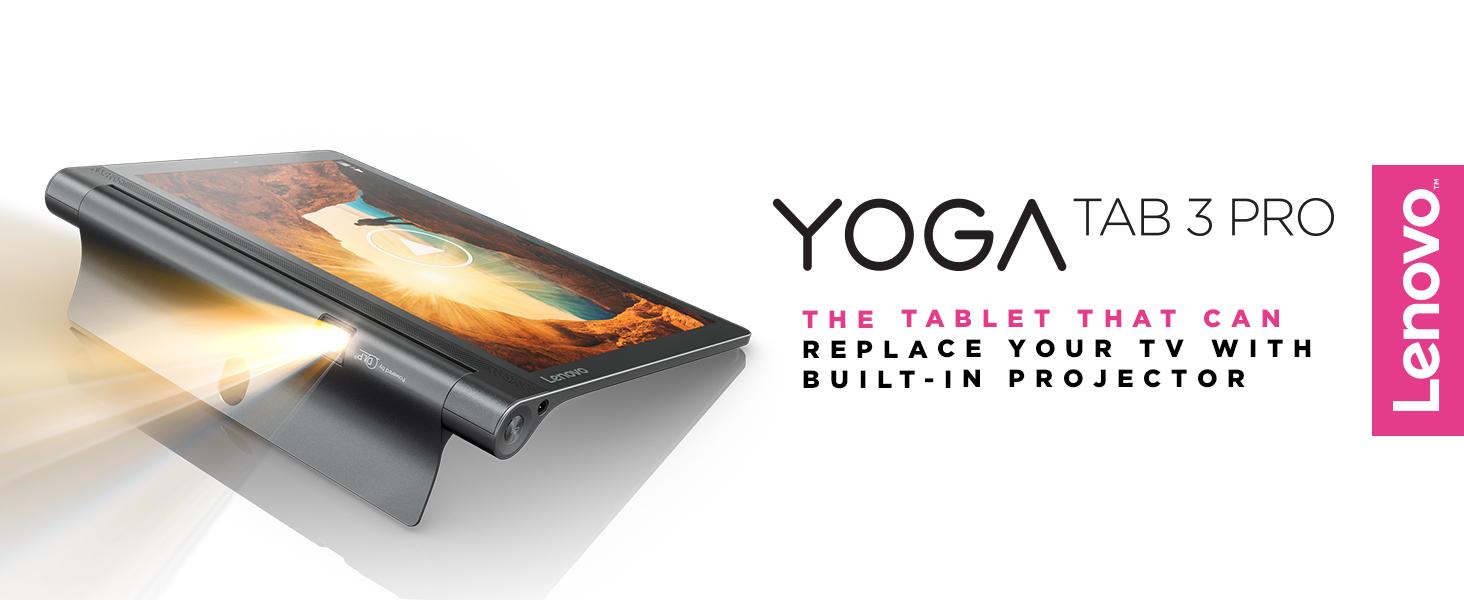 Lenovo Yoga Tab 3 Pro - QHD 10.1