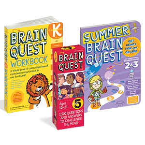 prek, kindergarten, deck, summer Brain Quest, worksheets