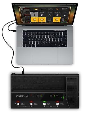 iRig, guitar, controller, interface