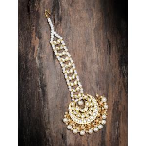 Zaveri Pearls, jewellery set,set,choker,choker set,pearls choker,pearls jewellery