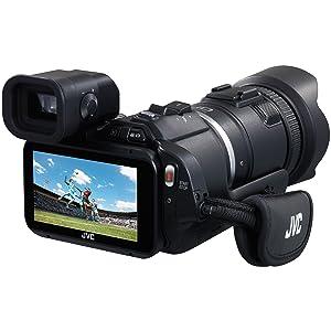 Jvc Gc Px100beuh Hd High Speed Camcorder Camera Photo