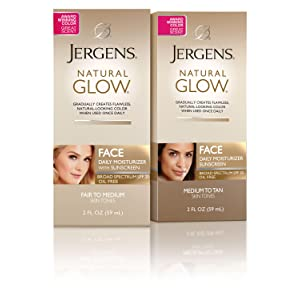 Jergens Natural Glow Face Ingredients