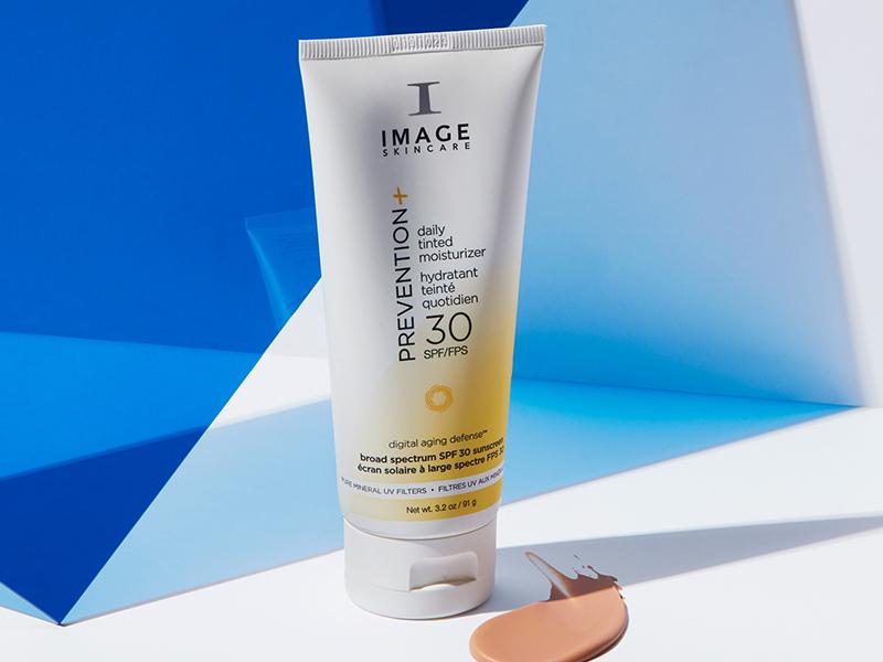 sun protection tinted moisturizer