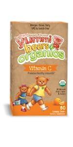 organic gummy vitamin c fruit pectin