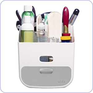 bathroom organizer, storage, tidying up, kondo typing up, home organization