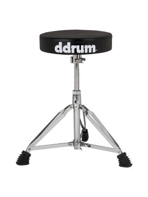 """dDrum 19/"""" to 24/"""" Height RX Series Double Braced Drum Throne with Swivel Adjuster"""
