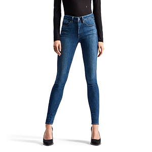 vaqueros jeans vestidos ropa tejano mujer rotos pantalones skinny slim recto boyfriend fit marca