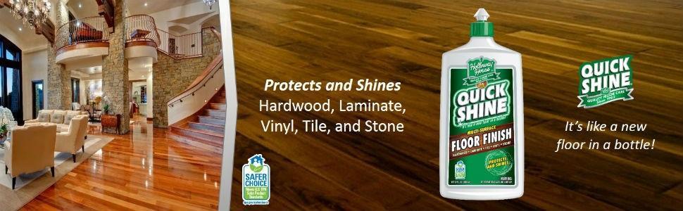 Amazon Com Quick Shine Multi Surface Floor Finish And
