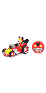 Mickey Roadster RC