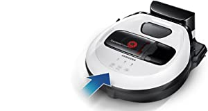 Samsung POWERbot R7010 Robot Vacuum recharge and resume