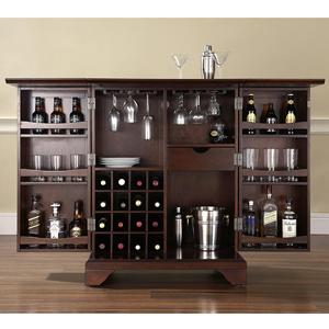 Amazon Com Crosley Furniture Alexandria Expandable Top