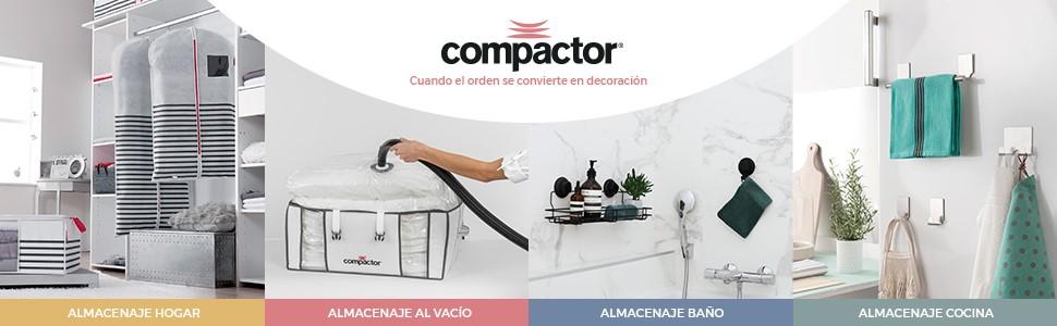 Textil Compactor Organizador Metal