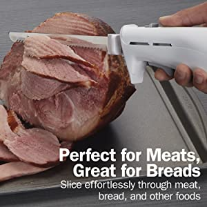 Amazon Com Proctor Silex Easy Slice Electric Knife For