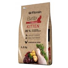 Fitmin Alimentación Purity Castrate. Comida Completa para Gatos ...