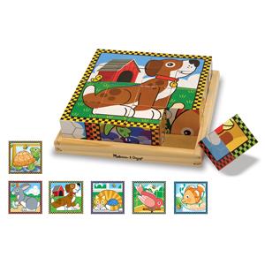 Child;boy;girl;skill;builder;colorful;wood;sturdy;animals;mammals