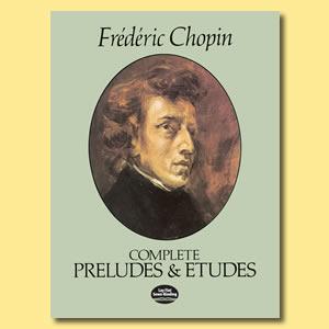 Chopin Preludes Etudes Piano